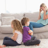 Sibling rivalry can lead to long-term dysfunction behaviour